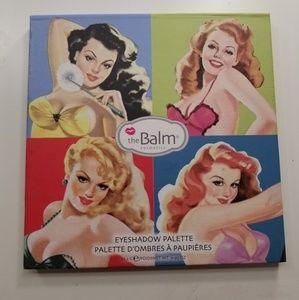 The balm cosmetics custom palette